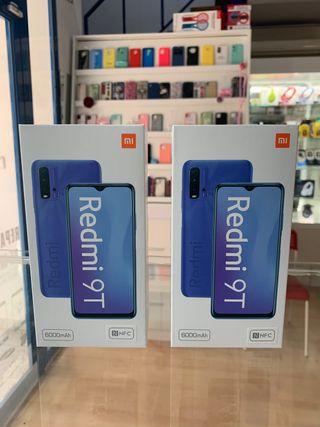 XIAOMI REDMI 9T 128GB nuevo PRECINTADO