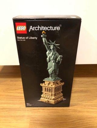 LEGO ARCHITECTURE 21042 NUEVO Y PRECINTADO