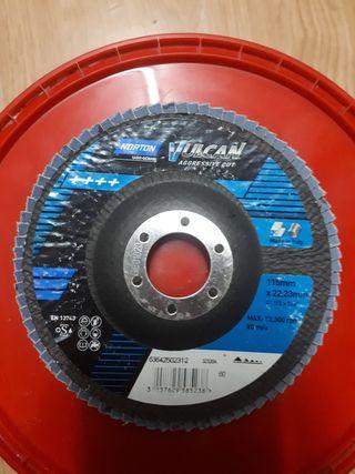 Disco de radial