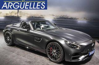 Mercedes-Benz AMG GT C Roadster Edition 50 4.0 V8 Biturbo
