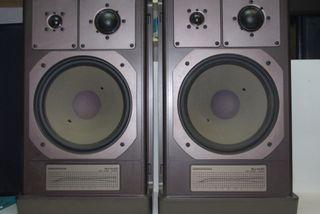 ALTAVOCES HIGH FIDELITY GRUNDIG BOX M-800