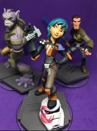 Disney Infinity Star Wars Rebels.