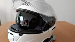 Casco Shoei GT Air 2 Talla L Blanco