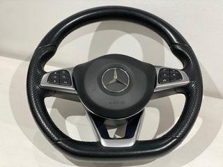 Volante con Airbag, Mercedes clase C W205 AMG