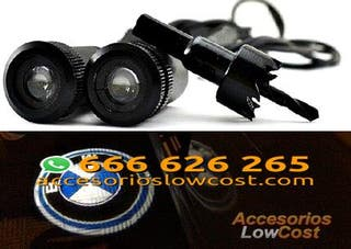 BT000301 - KIT DE DOS PROYECTORES LED LOGO BMW PARA PUERTAS DEL COCHE.