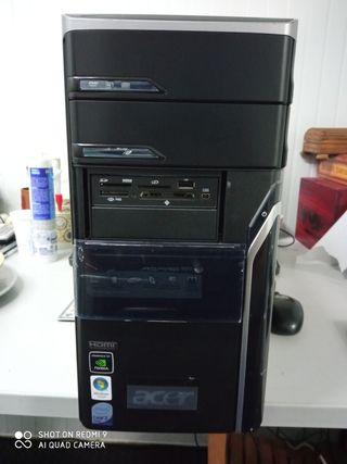 Ordenador Acer Aspire Core2