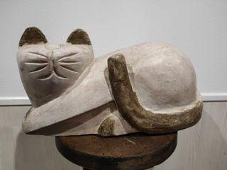 gato madera