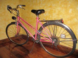Bici BH Gacela restaurada