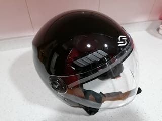 Casco Jet Shiro
