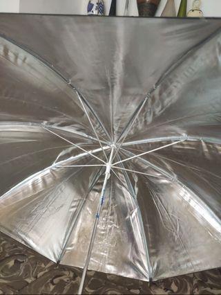 Paraguas de iluminación