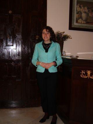 Intérprete-traductora, profesora idiomas y azafata