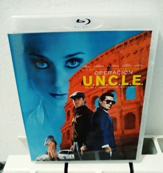 Operacion Uncle Bluray + DVD