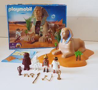 Playmobil 4242 esfinge Egipto