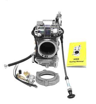 Carburador Mikuni HSR42 HSR45 HSR48 Harley EVO Twi