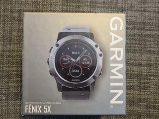 Garmin fenix 5x edición Zafiro