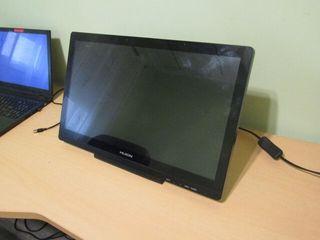 Tableta de dibujo con pantalla