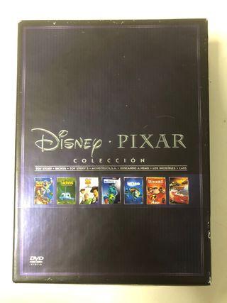 PIXAR. Colección de películas