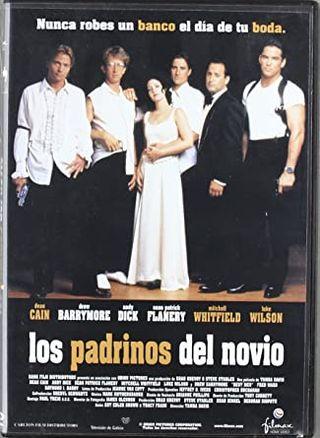 los padrinos del novio dvd
