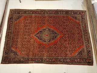 alfombra persa bidjar
