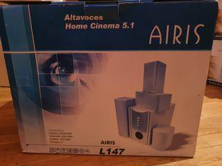 Altavoces Home cinema