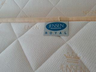 Topper colchón 150cm