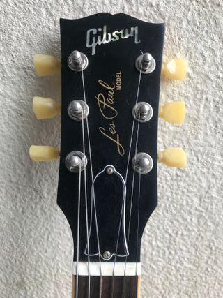Guitarra Gibson Les Paul Traditional 1960 año 2011