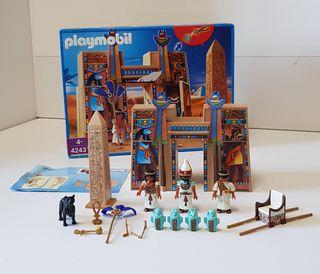 Playmobil 4243 templo egipcio y esfinge 4242