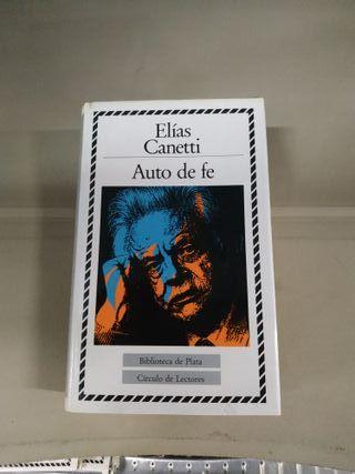 Auto de Fe - Elías Canetti