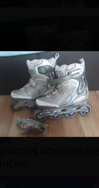 ¡¡¡ PATINES LINEA ROLLERBLADE !!!