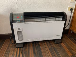 Radiador eléctrico con temporizador