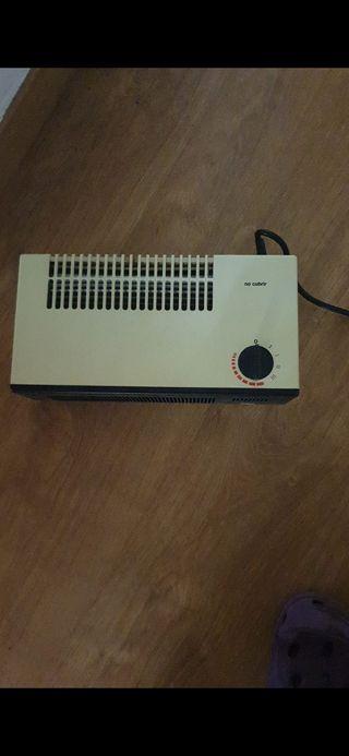 Calentador mini estufa