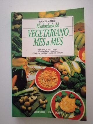 El calendario vegetariano mes a mes