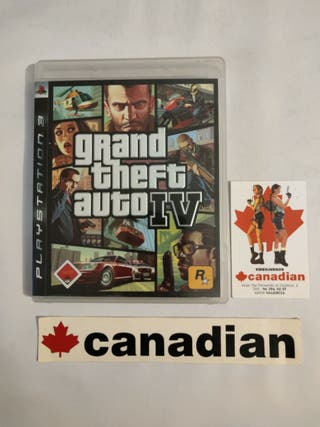 Grand Theft Auto IV Play 3