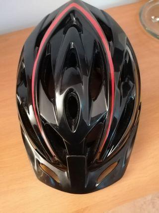 casco bici talla m