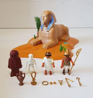 Playmobil esfinge Egipto
