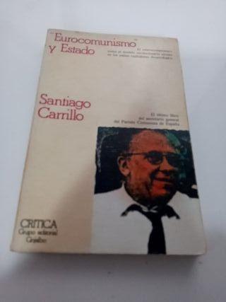 LIBRO SANTIAGO CARRILLO