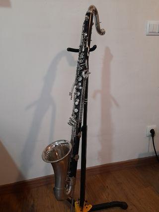 clarinete bajo Selmer