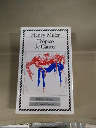 Trópico de Cáncer - Henry Miller