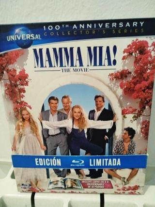 Digibook Mamma mia Bluray