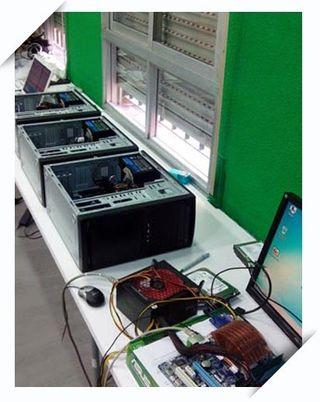 Reparación de ordenadores portátiles y sobremesa