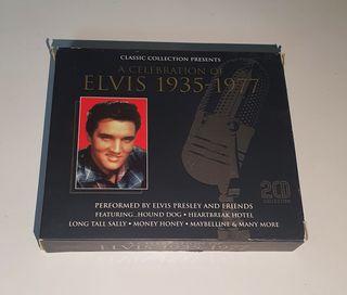 ELVIS PRESLEY / BOX SET 2CD / 1935 - 1977