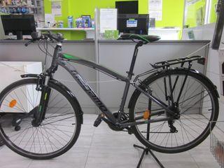 Bicicleta Trekking MEGAMO ADVENTURE 28 V-BRAKE