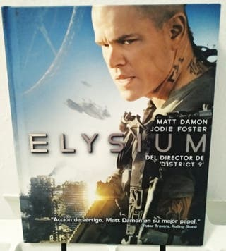 Digibook Elysium Bluray