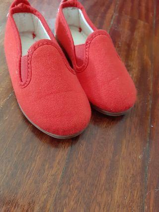 Zapatillas Rojo unisex