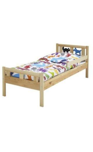 ikea cama infantil kritter
