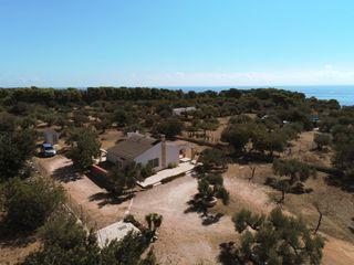 39064 Finca con casa de campo a 300 metros playa