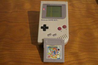 Game boy Clásica + Super Mario land 2