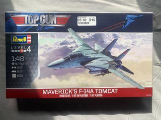 Maqueta F-14A TOP GUN 1/48