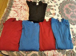 Lotazo de camisetas térmicas tallas M y L