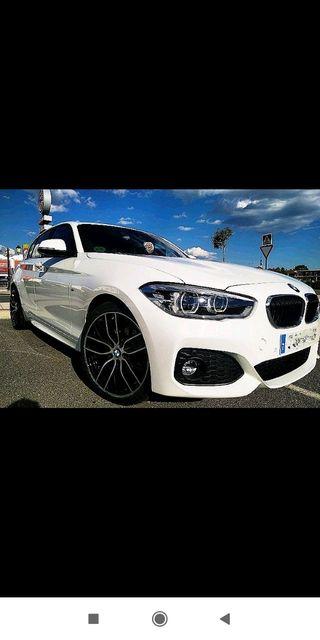 BMW SERIE 1 2018. CON GARANTÍA OFICIAL HASTA 04/2023